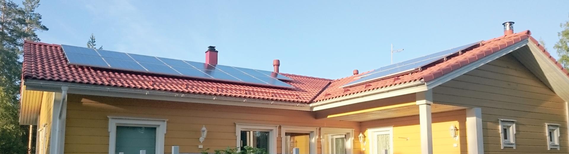 Finnwind | Aurinkopaneelit | Santander Rahoitus